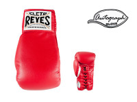 Cleto Reyes Autograph Glove - Standard - Red Color