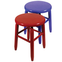 PROLAST Ring Stools - Pair