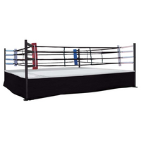 Classic Boxing Ring