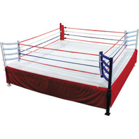 Pro Fight Classic Elevated Boxing Ring 20 X 20