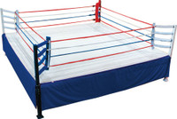 PRO BOXING RING (20'X20') MADE IN USA