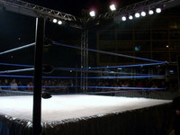 Pro Wrestling Ring 18' x 18' Complete Deluxe Package