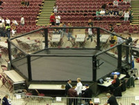 PRO HEXAGON SIX SIDED MMA CAGE