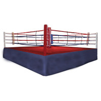 PROLAST 24 X 24 BOXING RING