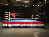 PROLAST® 18 X 18 Competition Boxing Ring | Made in USA