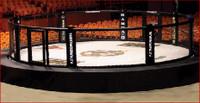 Circular MMA Cage
