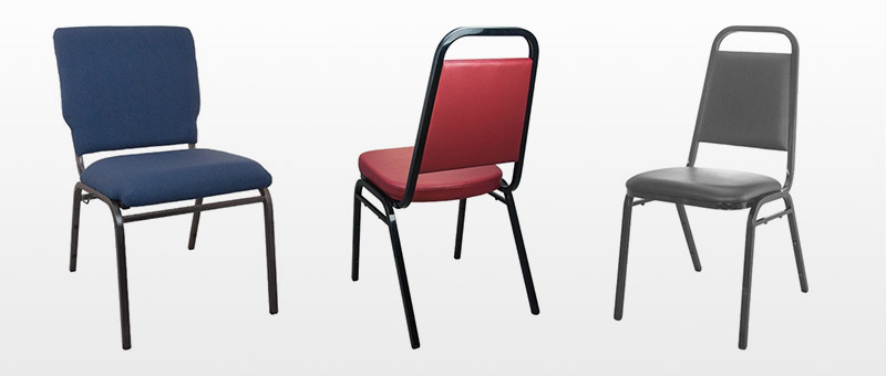 Padded Banquet Chairs banquet chairs, banquet seating & banquet chairs for sale