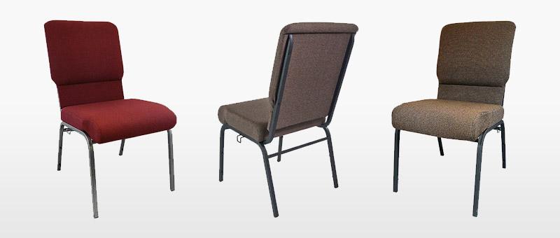 Economy Cuurch Chairs · U003e