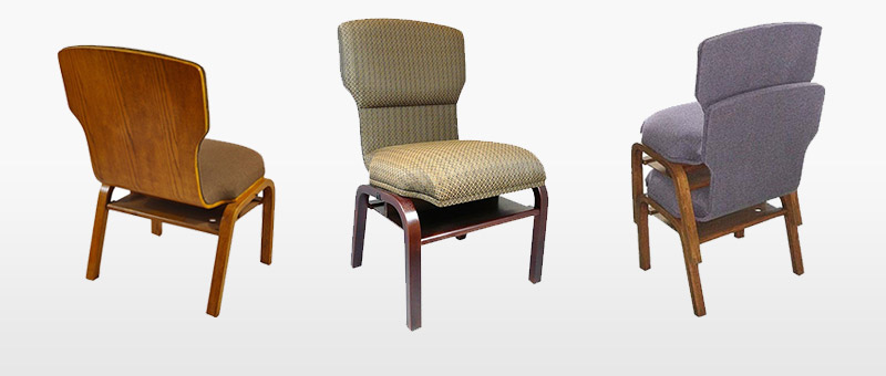 Superb Wood Frame Church Chairs · U003e