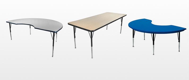 Activity Tables · U003e