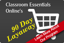 90 Day Layaway Program