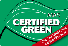 MAS Green Certified Products