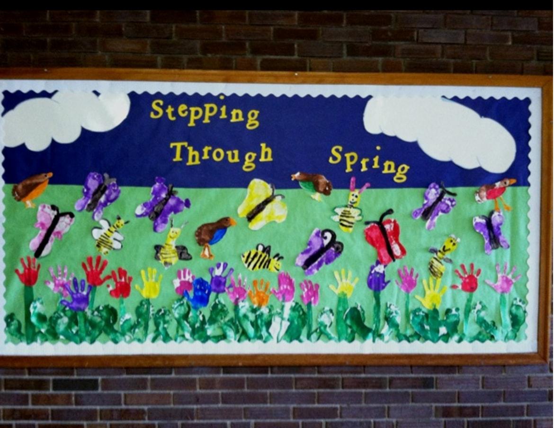 Fun Classroom Bulletin Board Ideas For Easter Classroom