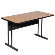 Correll 4 ft. Computer Table - Keyboard Height High Pressure Laminate Top [CS2448]