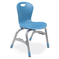 Virco ZUMA 4-leg Fixed Height Chair - 13-inch [ZU413]