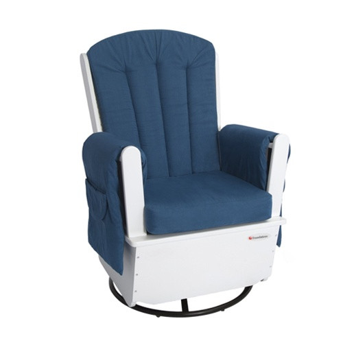 foundations saferocker ss swivel glider rocking chair 4303126