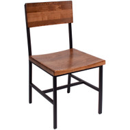BFM Seating Memphis Industrial Chair