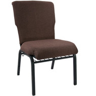 Advantage Java Discount Church Chair - 21 in. Wide [EPCHT-106]