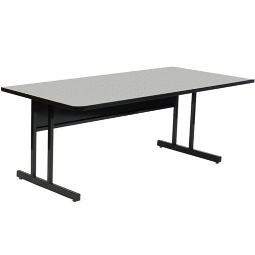 Correll Melamine Computer Tables Computer Desk Computer - 5 ft conference table