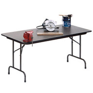 Correll CF3072PX 6-ft Folding Table