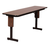 Correll SP1860PX 5-ft Folding Seminar Table