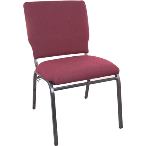 Advantage Maroon Multipurpose Church Chairs   18.5 In. Wide [SEPCHT185 104]
