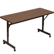 Correll 6 ft. Melamine EconoLine Flip Top Table [FT2472M]