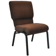 Advantage Java Church Chair 20.5 in. - Concealed Back [PCHTCB-106]