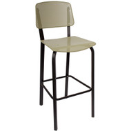 BFM Seating Devon Industrial Bar Stool