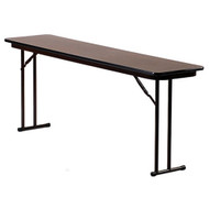 Correll ST-2496PX 8-ft Foldable Training Table