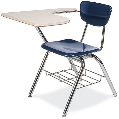 Virco Tablet Arm Martest 21 Chair Desks | Classroom Essentials Online
