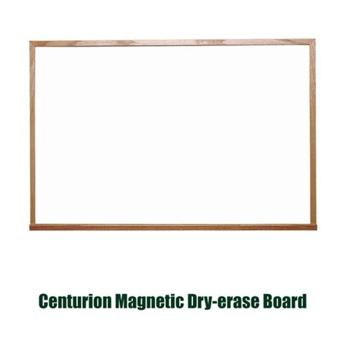 4x4 Inch Centurion Wood Frame Board Classroom Essentials