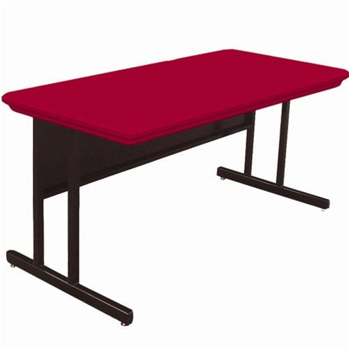 6 Foot Correll Computer Table Desk Hgt Classroom