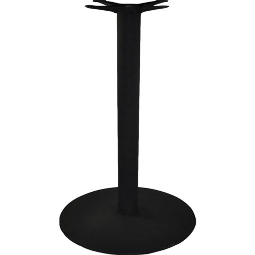 Advantage In Round Bar Height Table Base Pub Bar Restaurant - Pub height table base