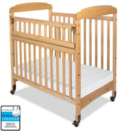 Foundations Serenity SafeReach Compact Crib - Clearview - Natural [1742040]