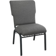 Advantage Fossil Discount Church Chair - 21 in. Wide [EPCHT-113]