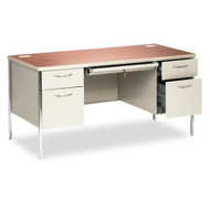 Double Pedestal Desk [88962]