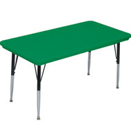 Correll 5 ft. Rectangular Activity Table - Blow-molded Plastic [AR3060-REC]
