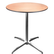 Advantage 30-inch Round Cocktail Table [CAFET-30RND]
