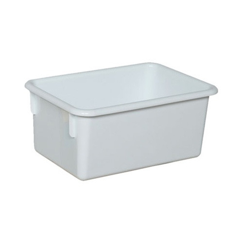 Image 1  sc 1 st  Classroom Essentials Online & Wood Designs WD71008 White Plastic Cubby Tray | Classroom Storage ...