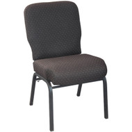 Advantage Signature Elite Walnut Church Chair [PCRCB-120] - 20.5 in. Wide
