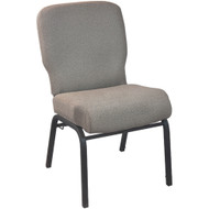 Advantage Signature Elite Tan Speckle Church Chair [PCRCB-122] - 20.5 in. Wide