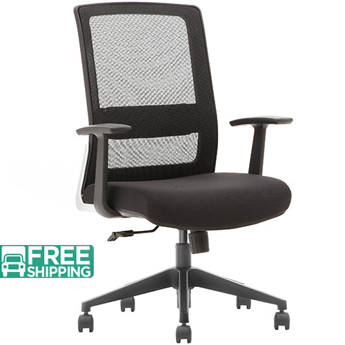 Black Mesh Office Chairs X1 01BE MF | Office Furniture | Office Chairs For  Sale