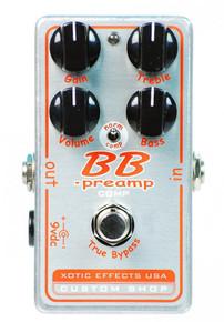 Xotic Effects Custom Shop BB Pre-amp Comp BBP
