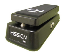 Mission Engineering VM-1 Volume Pedal with Mute & Tuner Out - black