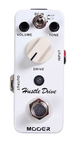 Mooer Audio Hustle Drive Distortion