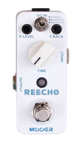 Mooer Audio Reecho Digital Delay pedal