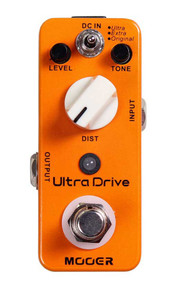 Mooer Audio Ultra Drive Classic Distortion