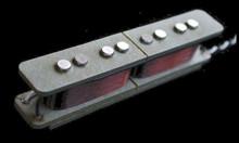 Nordstrand Jazz Bass NJ4SV Split Hum Canceling Pickup set