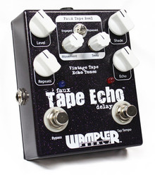 Wampler Pedals Faux Tape Echo with Tap Tempo